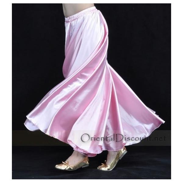 Costume de jupe rose