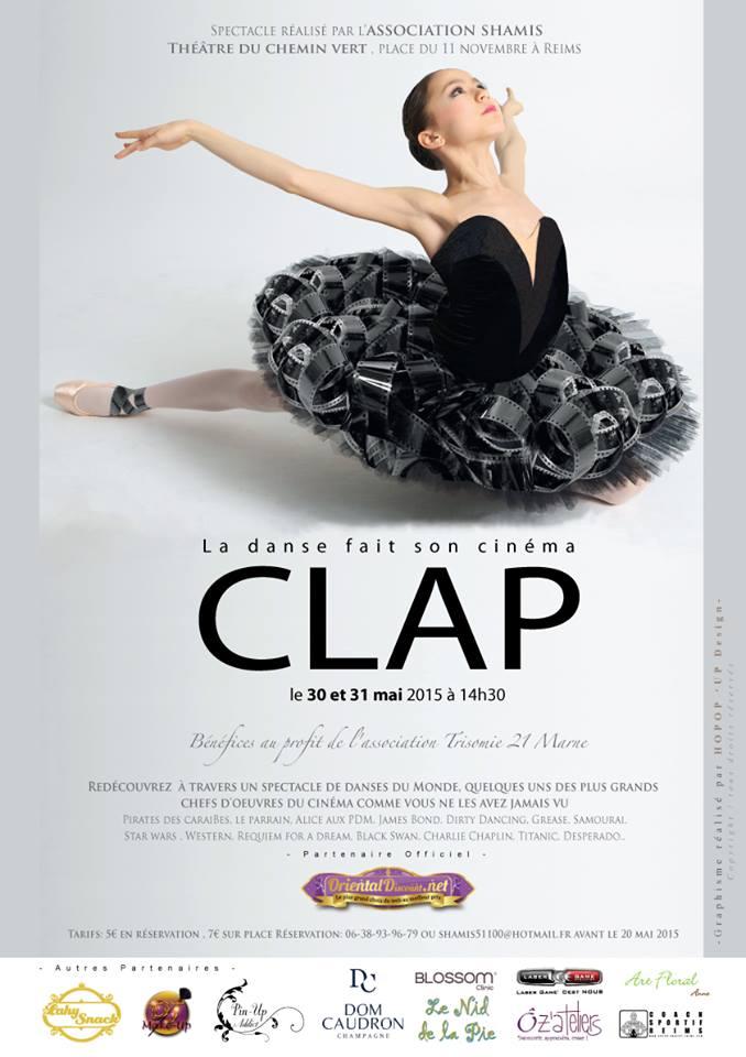 Spectacle CLAP
