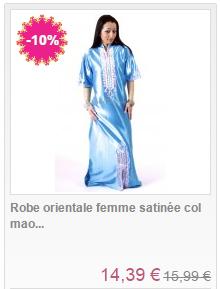 deguisement orientale femme