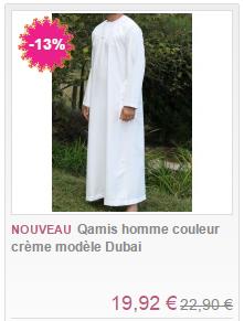 deguisement arabe homme
