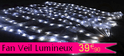 eventail lumineux led danse orientale