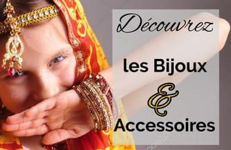 Bijoux et accessoires de danse enfant