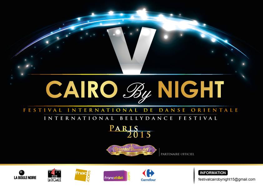 Cairo By Night 2015 Paris