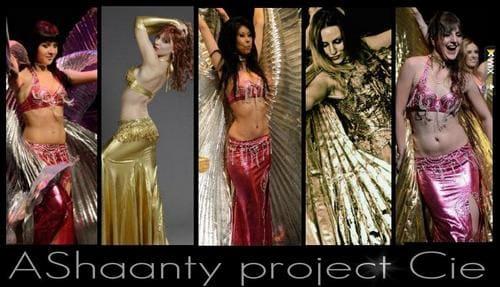 Ashaanty project - Spectacle danse orientale