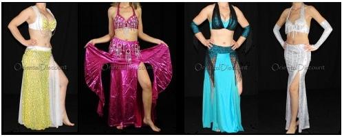 Entièrement fabriqués à la main, ces ensembles autrefois réservés aux  danseuses professionnelles sont désormais proposés à des prix accessibles  et